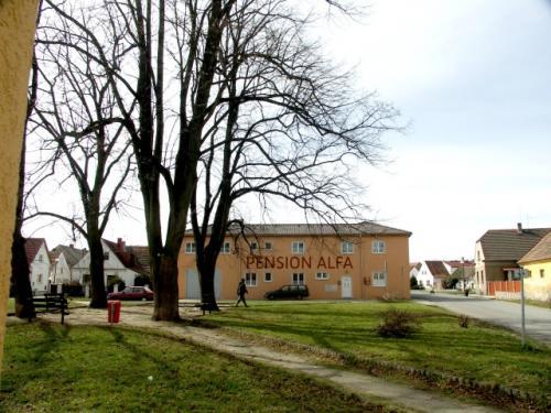 Foto - Accommodation in Přeštice - Pension alfa
