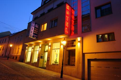 Foto - Accommodation in Písek - Hotel Bílá růže Písek