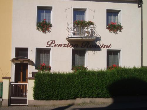Foto - Accommodation in Františkovy Lázně - Pension Rossini