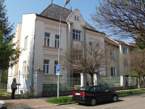 Foto - Accommodation in Brno - Villa Konvalinka