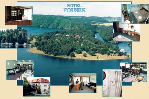 Foto - Accommodation in Slapy - Hotel Fousek