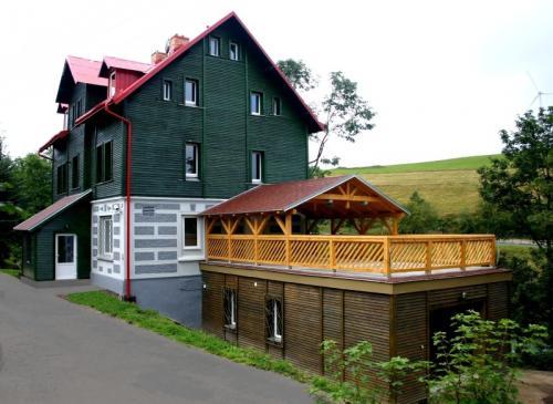 Foto - Accommodation in Háj u Loučné pod Klínovcem - Hotel Star 1,2