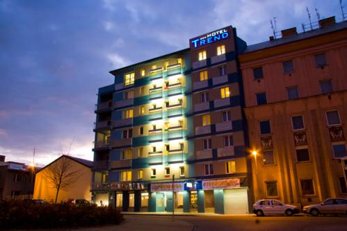 Foto - Accommodation in Plzeň - Hotel Trend