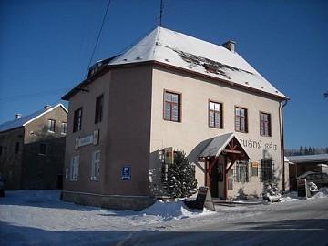 Foto - Accommodation in České Hamry - Penzion Krušný Ráj
