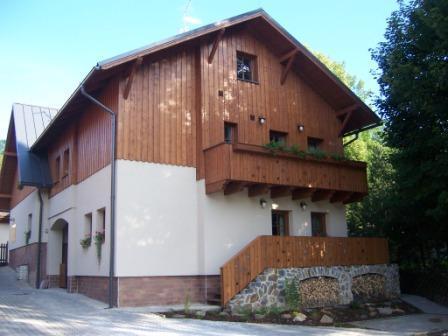 Foto - Accommodation in Železná Ruda - Penzion U Kapličky