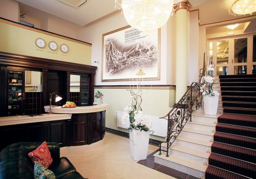Foto - Accommodation in Karlovy Vary - Spa Hotel Schlosspark****