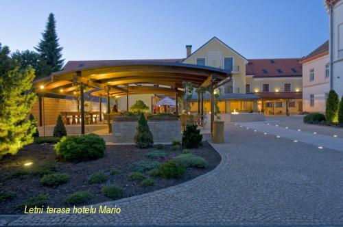 Foto - Accommodation in Lednice na Moravě - Hotel Mario