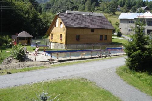 Foto - Accommodation in Ruda nad Moravou - Chata Na rozcestí