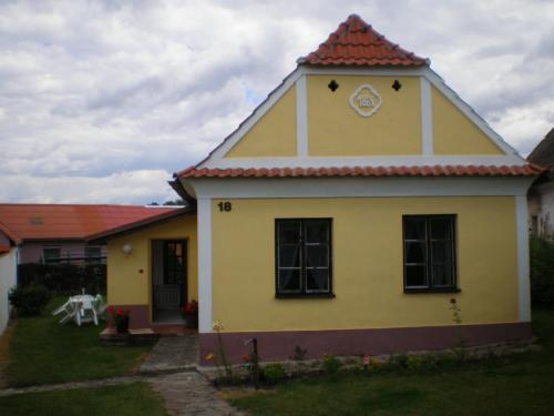Foto - Accommodation in Borkovice - Chalupa na Blatech
