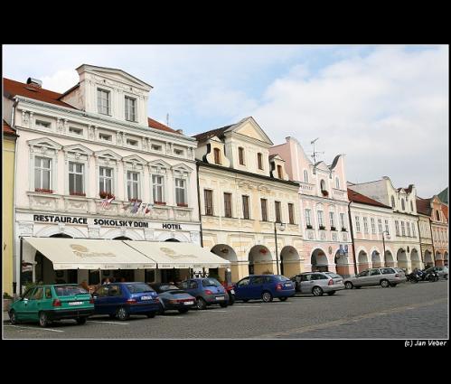 Foto - Accommodation in Domažlice - Sokolský dům