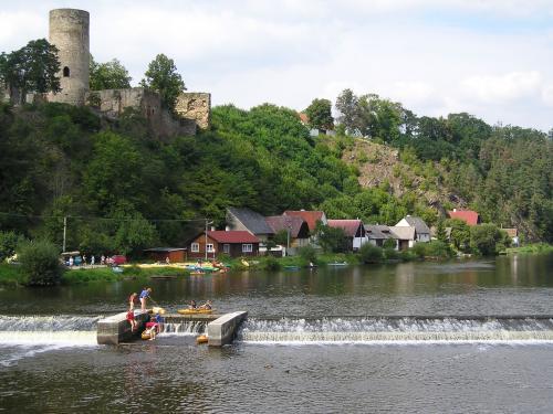 Foto - Accommodation in Dobronice u Bechyně - Chata Dobronice u Bechyně
