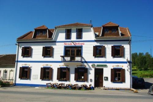 Foto - Accommodation in Bystřice nad Pernštejnem - Slovácká chalupa