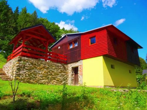 Foto - Accommodation in Kouty nad Desnou - Chata Lanovka