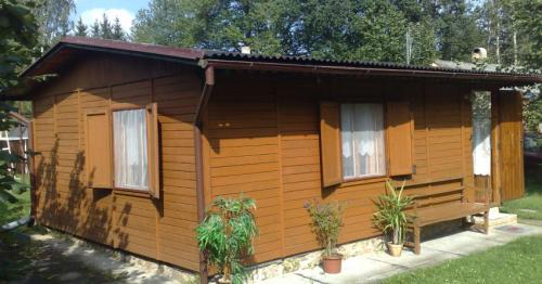 Foto - Accommodation in Lomnice nad Lužnicí - Chata Frahelž