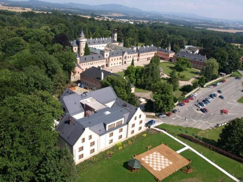 Foto - Accommodation in Sychrov - Zámecký hotel Sychrov