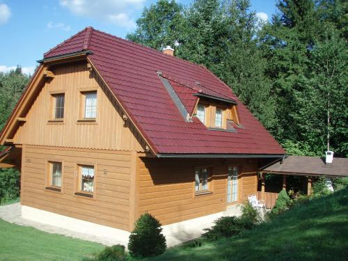 Foto - Accommodation in Velké Karlovice - Srub u Razuly