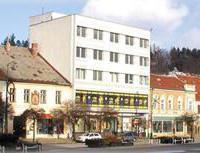 Foto - Accommodation in Třebíč - Hotel Zlatý kříž