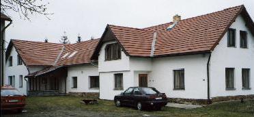 Foto - Accommodation in pošta Trhové Sviny - Penzion Pohoda