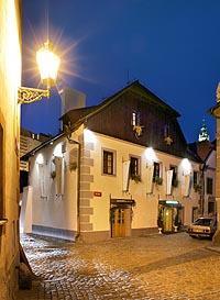 Foto - Accommodation in Český Krumlov - Hotel Barbora