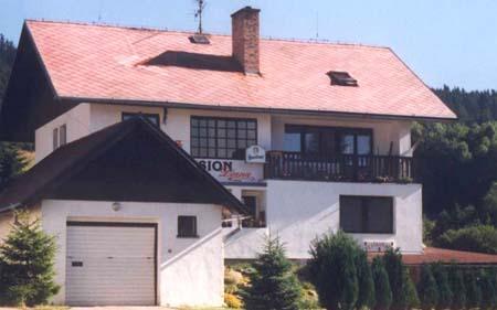 Foto - Accommodation in Lipno nad Vltavou - Pension DIANA