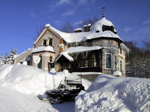Foto - Accommodation in Janské Lázně - Pension Villa Ludmila