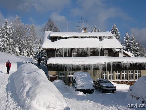 Foto - Accommodation in Staré Hamry - Horská chata Dům sv. Josefa