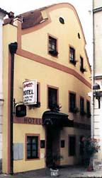 Foto - Accommodation in České Budějovice - HOTEL U SOLNÉ BRÁNY