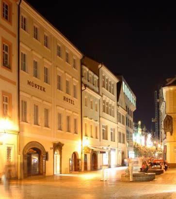 Foto - Accommodation in Praha 1 - hotel Můstek