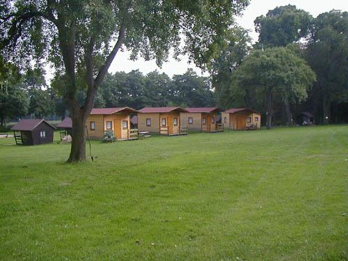Foto - Accommodation in Osek - Autocamp Osek
